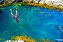 Piscinas naturales en Galicia / Las piscinas naturales más espectaculares de #Galicia en un tablero de Pinterest #SienteGalicia