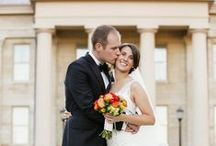 Black and Gold Weddings / It's easy to show your Hawkeye Pride on your special day! / by University of Iowa
