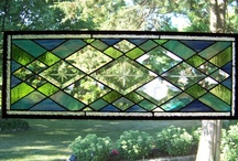 Stained glass / by Audrey Soltesz Smith