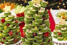 Christmas-Food / by Cynthia Kaszuba