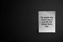 Words / by Tanya Lyashenko