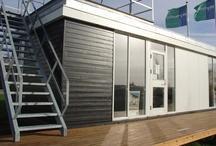 Pavilloner, kontorer, skoler, børnehaver og genhusning fra Mobilhouse* / Se et udsnit af alle vores pavillonløsninger på www.mobilhouse.dk