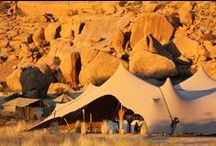 Canvas Creations / A collection of unusual and beautiful canvas tents from around the world