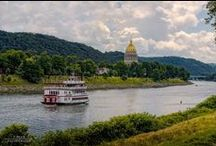 LIVING LIFE IN WEST VIRGINIA / Home sweet home, West Virginia.  Haven't found a better, or more beautiful state to live in.  Proud to be a West Virginian thru and thru / by theresa duncan
