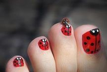 coccinelle / by Nadine Cyr