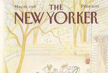 Okładki The New Yorker