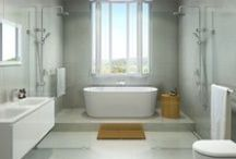 Bathroom Ideas / Find lots of bathroom ideas and inspiration from Bunnings. Rethink your bathroom décor, create more bathroom storage and find bathroom vanities ideas with these interior designs!