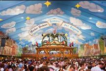 Oktoberfest in Munich / Just like the Oktoberfest, the world's largest fair in Bavaria, the Biergarten Festival Denver offers traditional German food, music, and of course German beer!