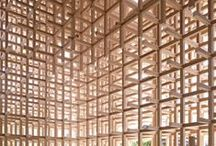 Wood inspiration / We get inspired by other people who work with wood on a daily basis. So why not share it with you.
