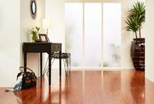 Flooring Ideas / Complete your room's décor with new flooring from Bunnings. From timber floors, to carpet, to tiles, to rugs, or to floating floors there's an option to turn every room around.