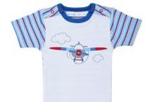 Up, Up, and Away / Our limited edition print for little boys for Spring/Summer 2014. The print features airplanes and stripes.  / by Under the Nile