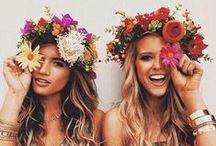Bohemian Style / The love of bohemian inspired fashion & lifestyle