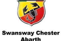 Swansway Chester Abarth / Having recently acquired an Abarth Dealership we're eager to share these brilliant little cars with you! / by Swansway Group