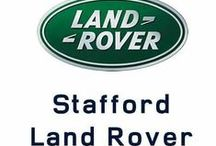 Stafford Land Rover / http://www.staffordlandrover.co.uk/ / by Swansway Group