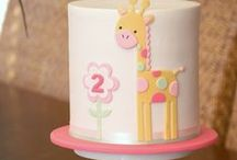 Adorable cakes...for babies