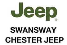 Swansway Chester Jeep / http://www.swanswaychesterjeep.co.uk / by Swansway Group