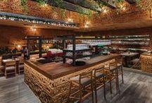 Stylish restaurant designs