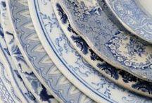 I loooooove china patterns