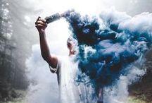 ~ Fumes ~ / • smoke •