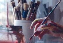 ~ Human Canvas ~ / • artist •