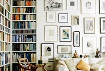 Home - Library & Office..shhhhh
