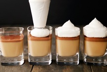 """Food - Custards, Pudding & Creams / Thick and creamy is what this is all about. Want something lighter, check out my board """"Food - Souffles, Mousses & Meringues""""."""