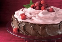 Food - Decadent Mixed Desserts / Are they cakes? Are they pudding? Are they pies, cookies or tortes? They are everything rolled into one. Some of the best mixed desserts waiting to be made.