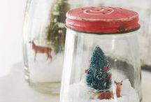 x-mas crafts - manualidades navideñas