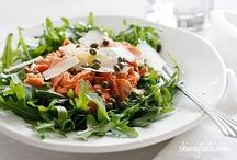 Food - Salad Up Next To Me
