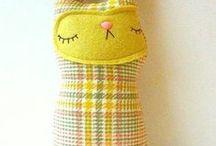 dolls - muñecas y juguetes para coser