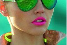 Crazy / Fun makeup / by TINte Cosmetics