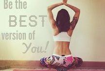 Yoga Life / by Monique Volz   Ambitious Kitchen