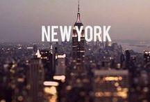 We Love NY! / by TINte Cosmetics