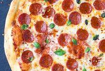Pizza Night / by Monique Volz   Ambitious Kitchen