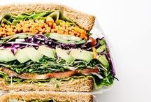 Sandwiches & Wraps / All of the best healthy sandwiches and wraps.