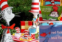 Cat In The Hat Birthday Party / by Annette Perez