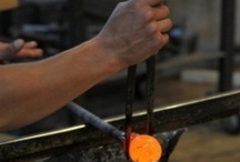Glassblowing / by Schack Art Center
