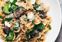 Pasta Recipes / All the pasta recipes of your dreams.