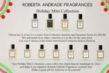 Holiday Gifts / Check out holiday gifts for women and men from your Elemental Scents collection.