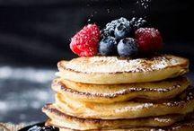 Pancake Recipes / Amazing pancake recipes to make for breakfast or brunch.