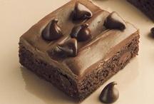 Brownies... / Brownie recipes / by Kari Schultz Jermain