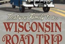 On, Wisconsin! / Fun in our state! / by Kari Schultz Jermain