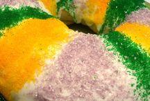 Fat Tuesday / Mardi gras recipes to kick off Lent / by Kari Schultz Jermain