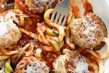 Zucchini Recipes / Sweet and savory zucchini recipes!