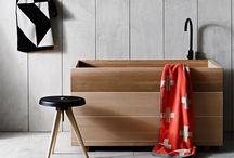 Bathe / Bathroom Inspiration / by Jodie Lynes