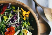Salads / by Jodie Lynes