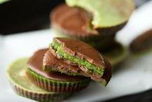 Matcha Recipes / matcha lattes || matcha smoothies || matcha tea || matcha-infused baked goods || matcha health benefits || matcha desserts || matcha sweet treats