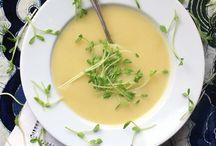Soup / Yummy winter nourishment! / by Jodie Lynes