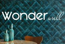 Wonderwall / All about Wallpaper and murals