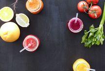 Juices & Smoothies / by Jodie Lynes